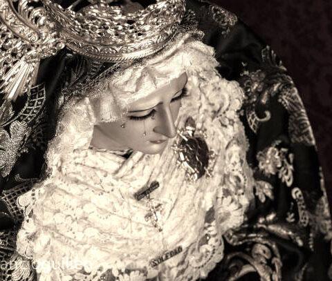 Santísima Virgen de la Soledad. Hermandad Mairena del Alcor
