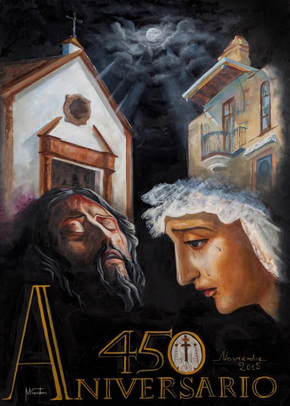 Cartel Soledad 450 años